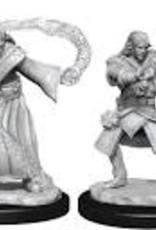 WizKids D&D Nolzur Elf Wizard (He/Him/They/Them)