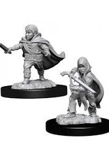 WizKids D&D Nolzur Halfling Rogue (He/Him/They/Them)