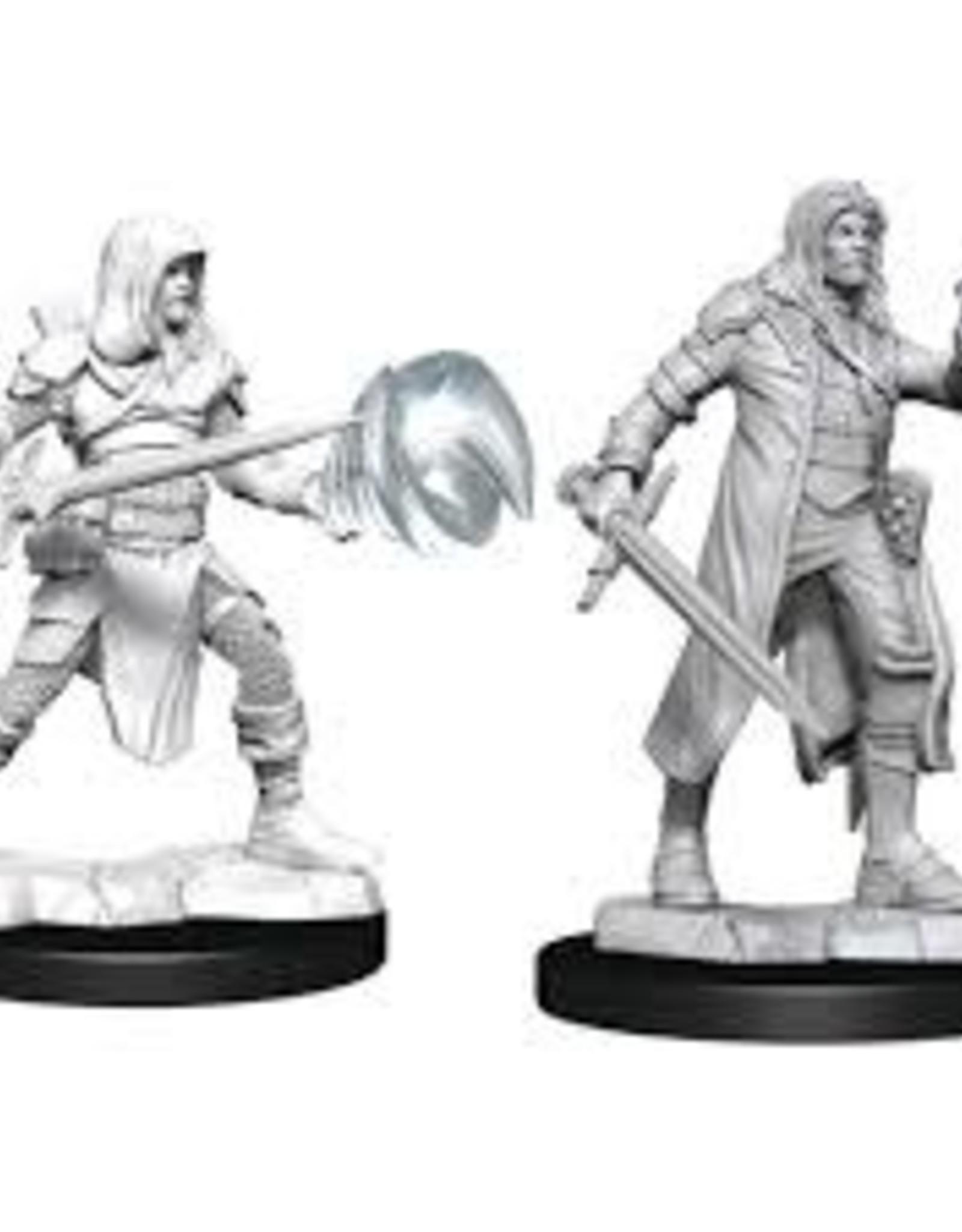 WizKids D&D Nolzur Multiclass Fighter/Wizard (He/Him/They/Them)