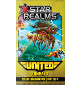 Star Realms United Command