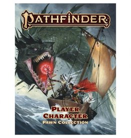 PAIZO Pathfinder Player Character Pawn Collection