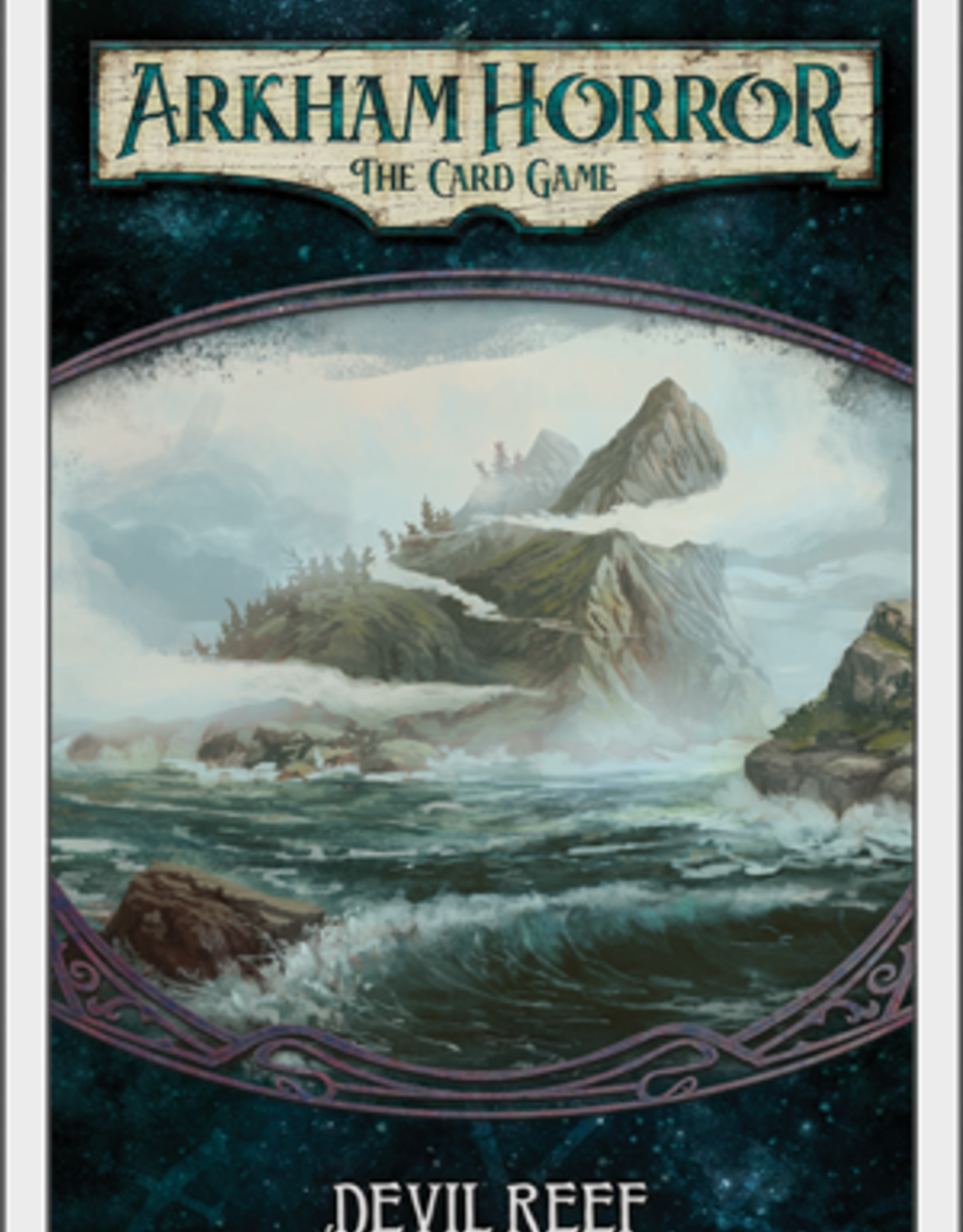 Fantasy Flight Games Arkham Horror LCG: Devil Reef