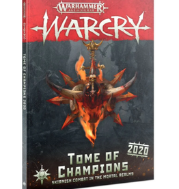 Games Workshop Warcry: Tome of Champions 2020