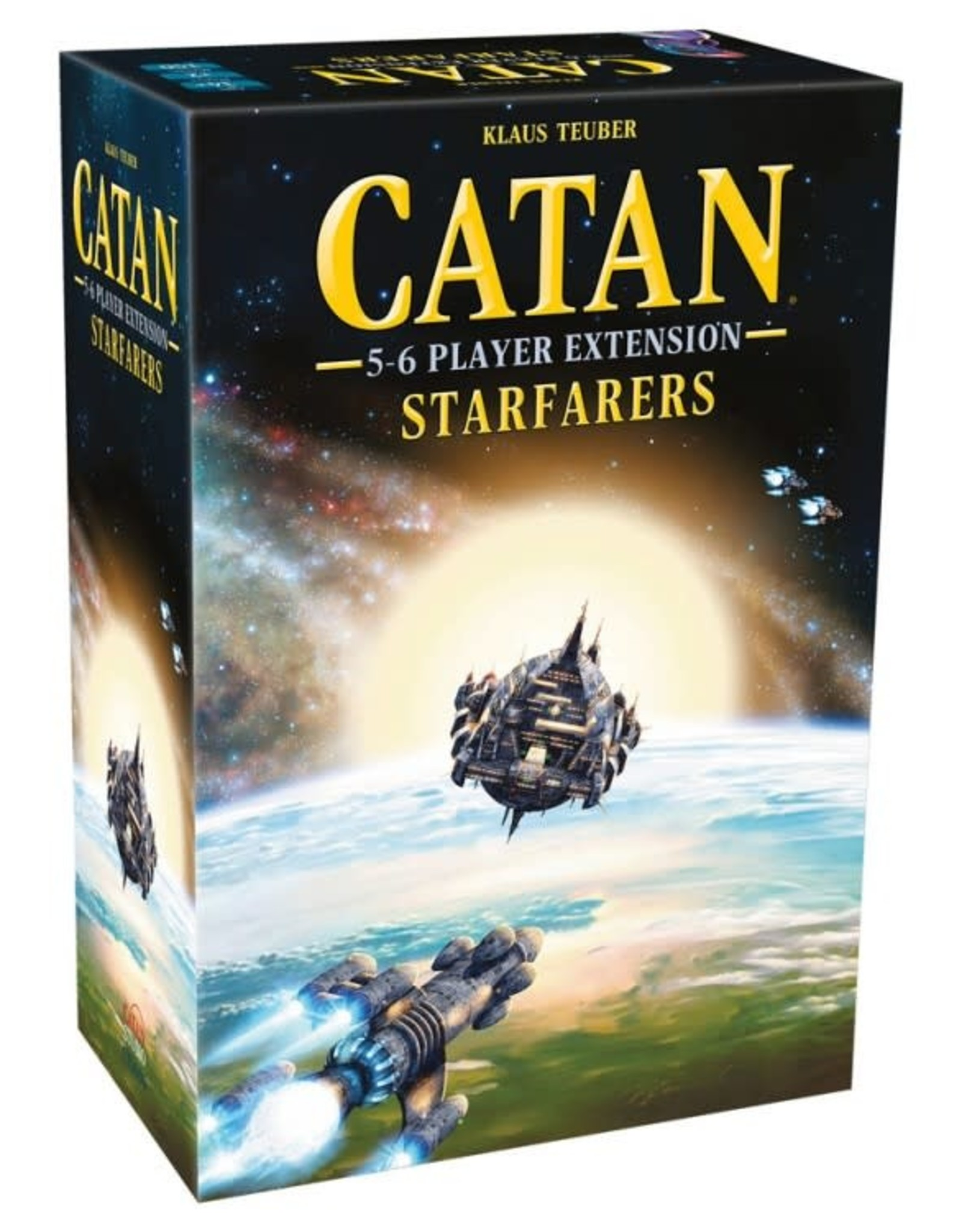 Catan Studio Catan Starfarers 5-6 Players Expansion