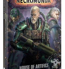 Games Workshop NECROMUNDA: HOUSE OF ARTIFICE (ENGLISH)