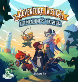 Letiman Games Adventure Tactics: Domianne's Tower