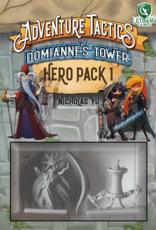 Letiman Games Adventure Tactics: Hero Pack 1