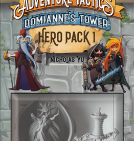 Letiman Games Adventure Tactics: Hero Pack 1