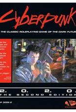 R. TALSORIAN GAMES, INC. Cyberpunk 2020