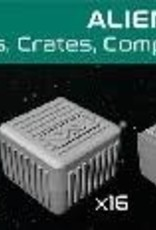 Gale Force 9 Aliens: 3D Gaming Set Expansion- Assets and Hazards