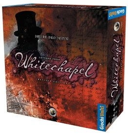 Asmodee Letters from Whitechapel (new label)