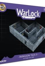 WizKids WarLock Tiles: Dungeon II: Stone Walls
