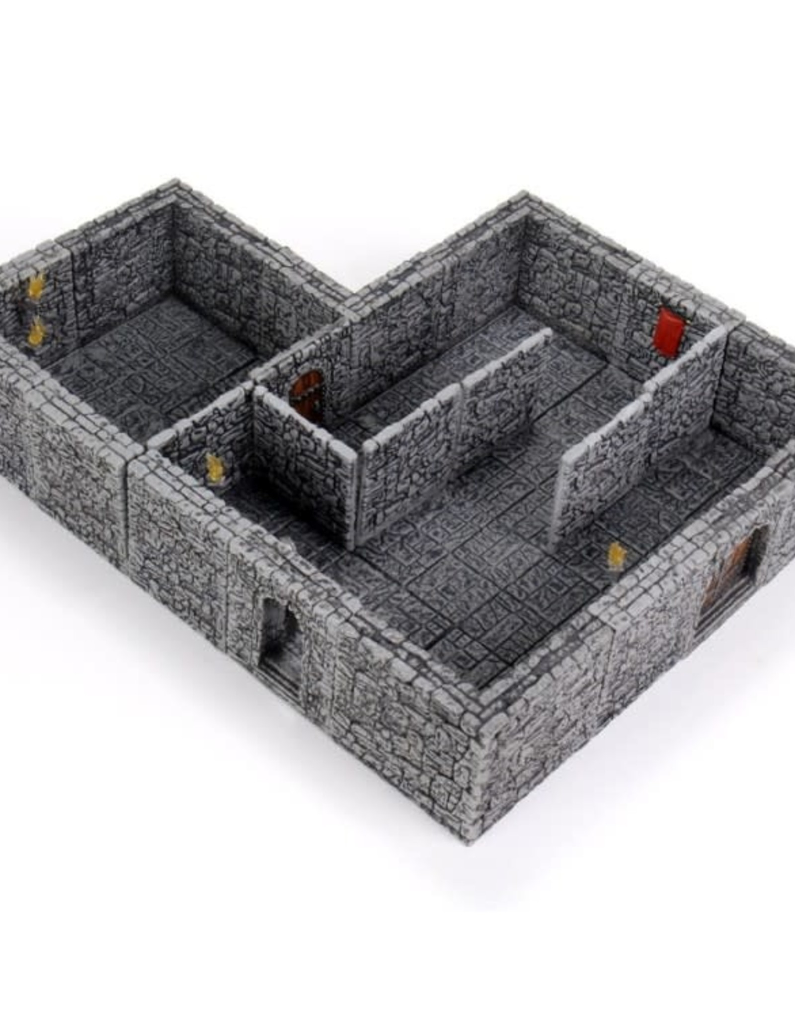 WizKids WarLock Tiles: Dungeon II: Stone Wall Expansion
