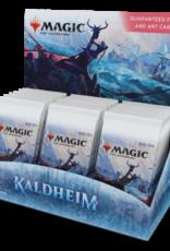 Wizards of the Coast Kaldheim Set Booster Box