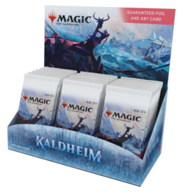 Wizards of the Coast Kaldheim Set Booster Box - Release Delivery [Preorder]