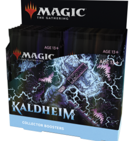 Wizards of the Coast Kaldheim Collector Booster Box - Prerelease Delivery [Preorder]
