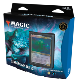 Wizards of the Coast Kaldheim Commander Deck - Phantom Premonition [Preorder]