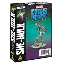 Atomic Mass Games Marvel CP: She Hulk Character