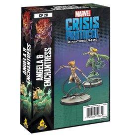 Atomic Mass Games Marvel CP: Angela & Enchantress Pack