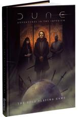 Modiphius Entertainment Dune RPG Core Rulebook [preorder]
