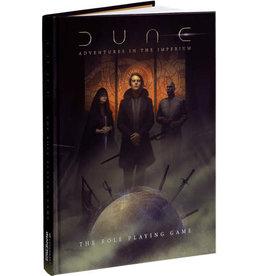 Modiphius Entertainment Dune RPG: Core Rulebook