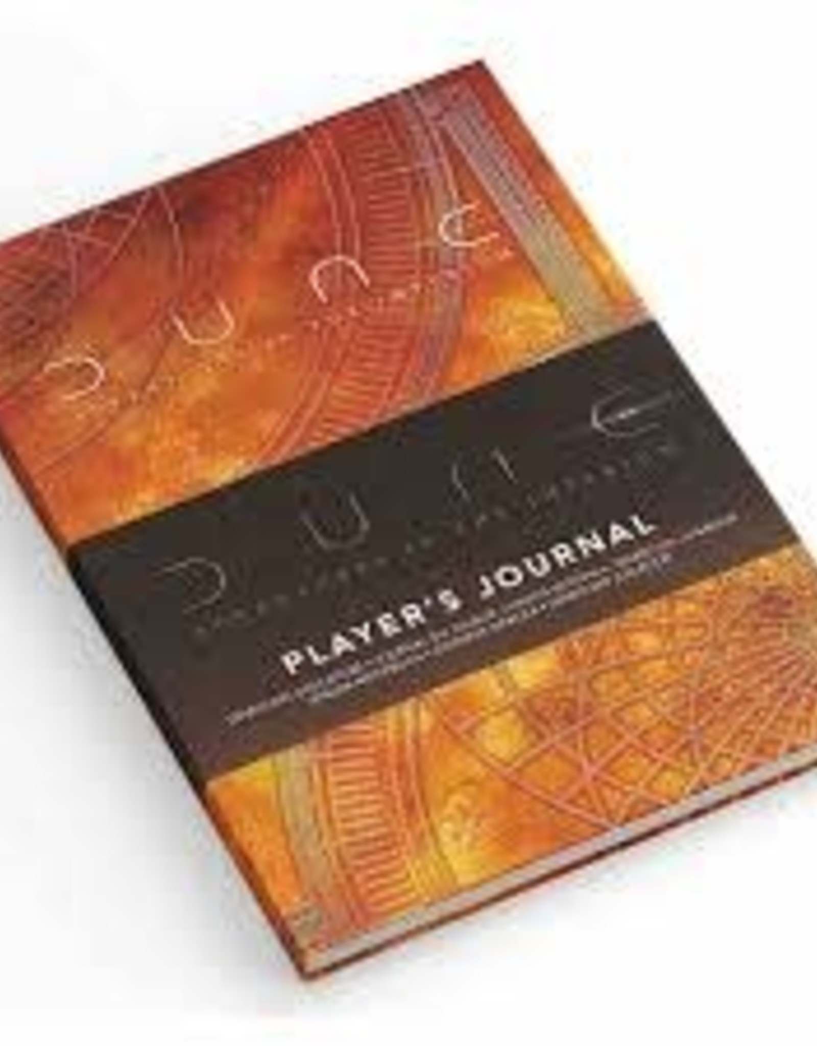 Modiphius Entertainment Dune RPG: Player's Journal [preorder]