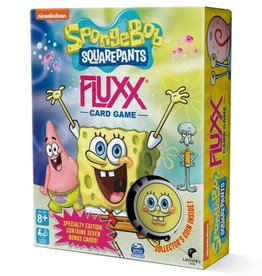 Looney Labs SpongeBob Fluxx - Specialty Edition