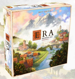 Eggertspiele Era: Medieval Age: Rivers and Roads Expansion