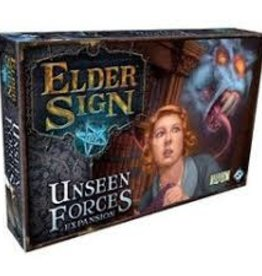 Fantasy Flight Games Elder Sign: Unseen Forces Expansion