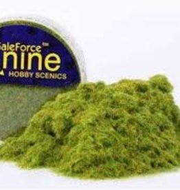 Gale Force 9 Hobby Round: Green Static Grass