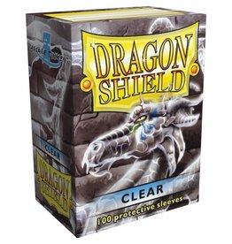 Arcane Tinmen Dragon Shield Clear (100)