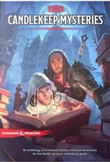 Wizards of the Coast D&D 5th: Candlekeep Mysteries  [Preorder]