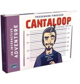 Asmodee Cantaloop Book 1: Breaking into Prison [preorder]
