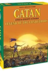 Catan Studio Catan: Legend of the Conquerers