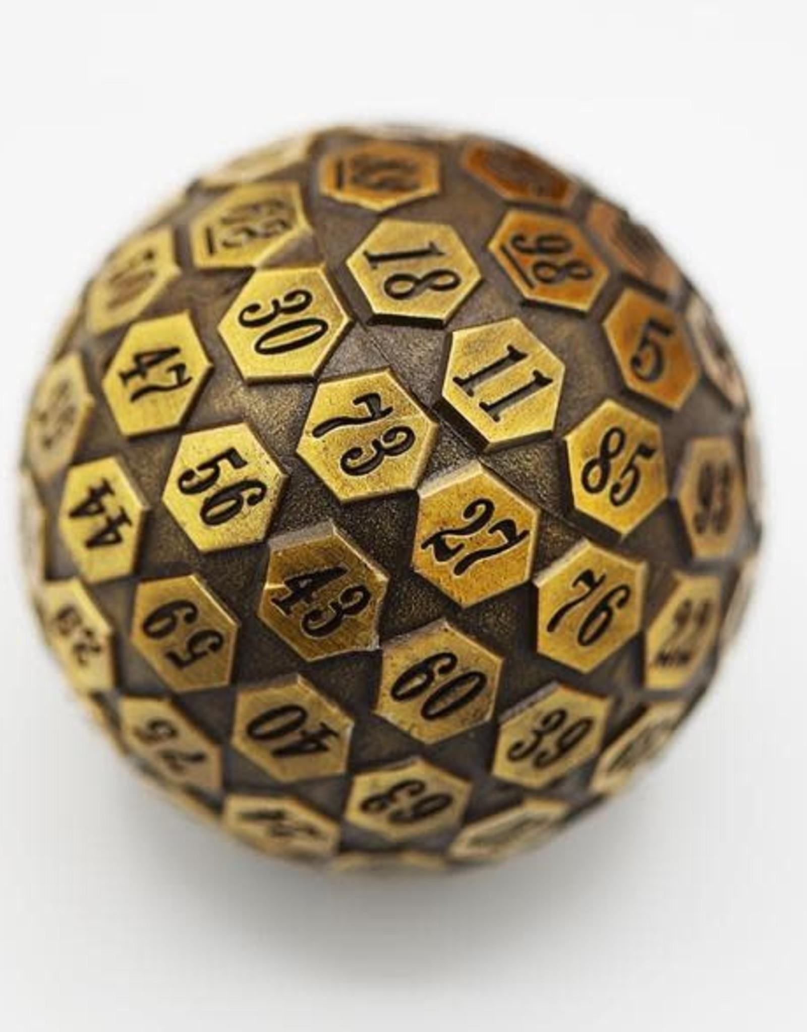 Foam Brain 45mm D100 Gold