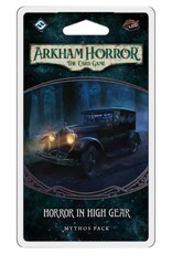 Fantasy Flight Games Arkham Horror LCG: Horror in High Gear Mythos Pack