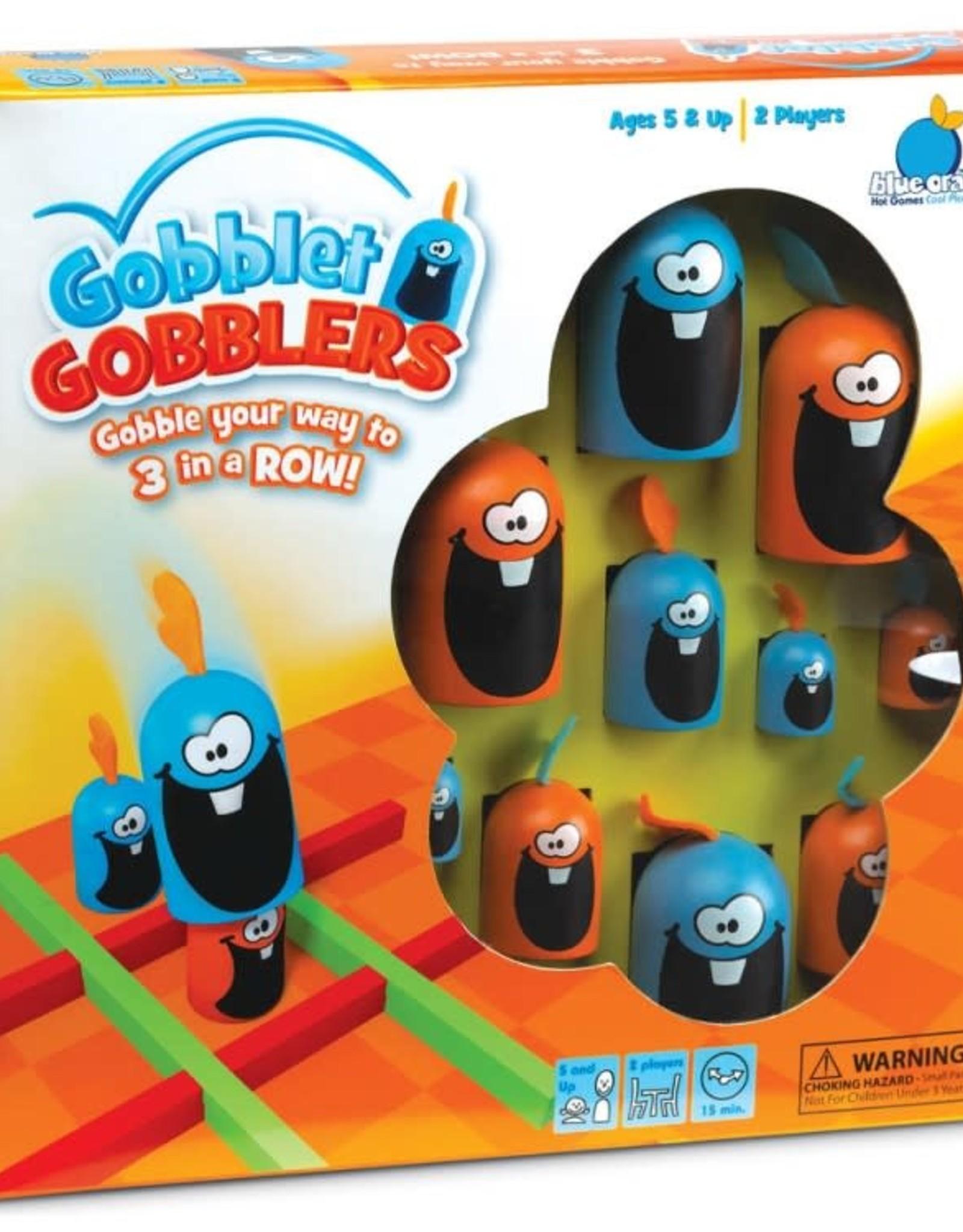Blue Orange Goblin Gobblers (Plastic)