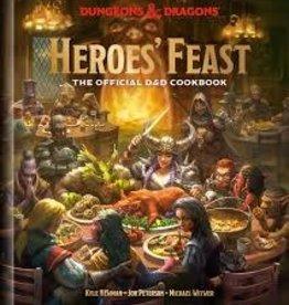 Random House Heroes' Feast: The Official D&D Cookbook