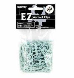 WizKids WarLock Tiles: WarLock EZ Clips (100)