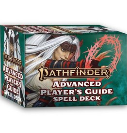 PAIZO Pathfinder 2E: Advanced Player's Guide Spell Deck