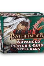 PAIZO Pathfinder 2E: Advanced Player's Guide Spell Deck
