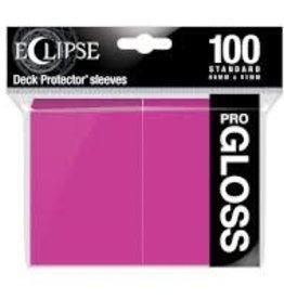 Ultra Pro Deck Protectors: Eclipse Gloss: Hot Pink (100)
