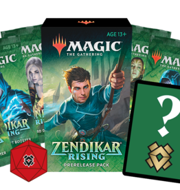 Wizards of the Coast Zendikar Rising Prerelease Kit