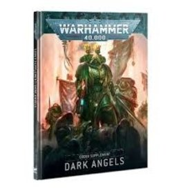 Games Workshop CODEX: DARK ANGELS (HB) (ENGLISH)