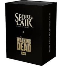 Wizards of the Coast MtG Secret Lair: The Walking Dead