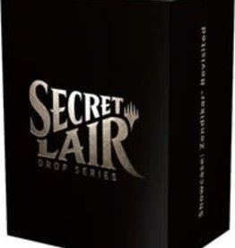 Wizards of the Coast MtG Secret Lair: Showcase: Zendikar Revisited Foil Edition