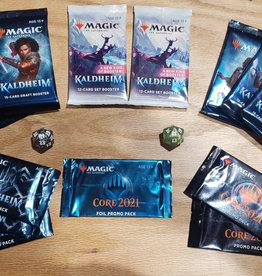 Just Games Magic Play at Home Kit: Kaldheim