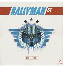 Holy Grail Games Rallyman: GT - World Tour