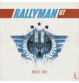 Holy Grail Games Rallyman: GT - World Tour