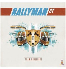 Holy Grail Games Rallyman: GT - Team Challenge